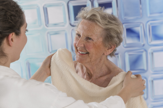 Encouraging Your Senior Loved One to Maintain Hygiene